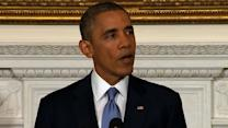"""Obama on shutdown, debt deal: """"There are no winners here"""""""