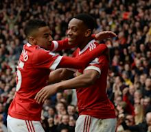 Jesse Lingard and Anthony Martial commit to Manchester United