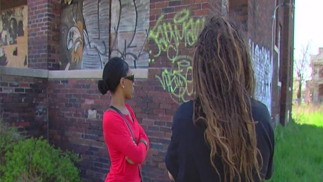 Graffiti tagger takes responsibility for actions
