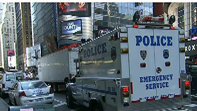 New York on Alert After Boston Bombing