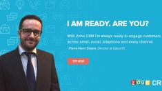 Zoho CRM is Ready. Are You?