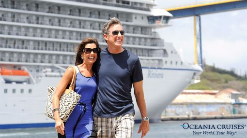 2 for 1 Cruise Fares, Airfare & Unlimited Internet