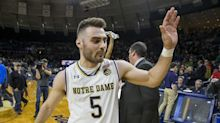 How Matt Farrell went from fringe player to Notre Dame's beating heart