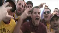 11/09/2013 Arizona State vs Utah Football Highlights