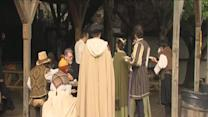 Castle of Muskogee hosts 16th century English village in annual renaissance festival I