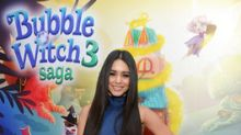 King Teams Up With Actress And Singer Vanessa Hudgens To Bring Magical, Bubble-Filled Wonderland Of Bubble Witch 3 Saga To Life With One-Of-A-Kind, Interactive Pop-Up In NYC