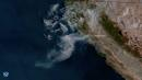 Here's What California's Kincade Wildfire Looks Like From Space
