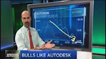Unusual Activity: Bulls like Autodesk