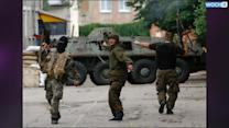 4 Civilians Killed In Artillery Fire In Ukraine