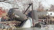Collapsed Paulsboro, NJ train bridge problem-plagued, says witness