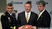 Press Conference - Jeff Monken