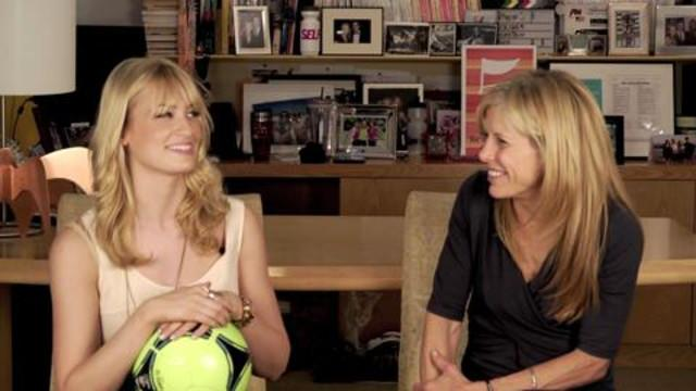 Five on 5 - Beth Behrs