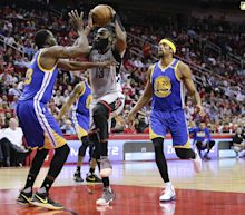 The Warriors have the formula for stopping James Harden