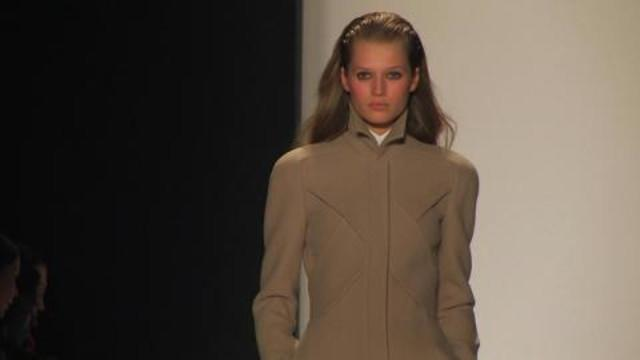 Narciso Rodriguez: Fall 2009 Ready-to-Wear