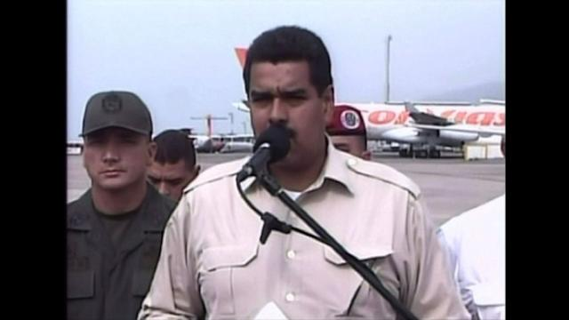 Maduro heads to regional crisis summit on Venezuela