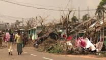 India cyclone survivors return home to destruction