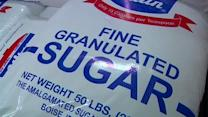 CDC: Added sugar accounts for 13% of total calories