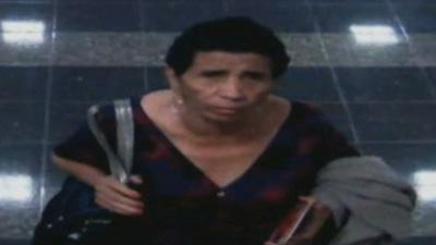 83-Year-Old Grandmother Missing From DC Airport