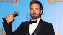 Ben Affleck's Best Argo Award Acceptance Speeches