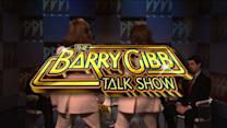 Cameo-Packed Barry Gibb Talk Show Skit