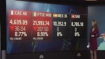 Europe stocks open lower after Asia, US futures slide