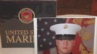 Memorial Service Planned For Fallen Marine