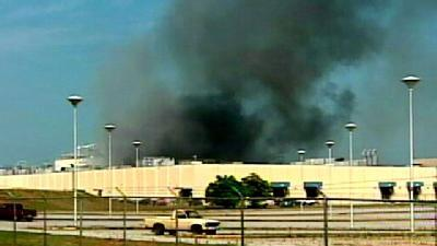 Fire Breaks Out At Site Of New $1 Billion Plant