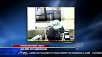 Man robs Wells Fargo bank
