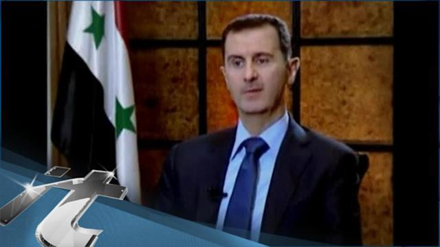Bashar Al-Assad Breaking News: Kerry: US, Allies Ready to Aid Syria Rebels