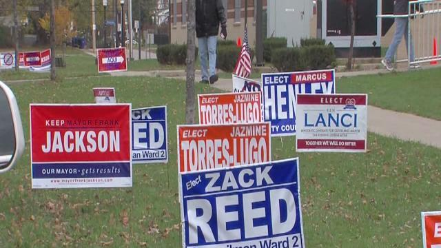 Election Day: Voter turnout