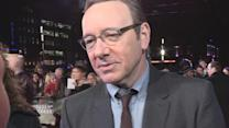 Kevin Spacey doesn't know alter ego Frank Underwood