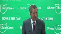 Kasich's push for Medicaid extension at Cleveland Clinic