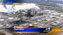 Refinery release causes traffic mess, gas price concern