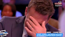 TPMP : l'énorme fou rire de Benjamin Castaldi (vidéo)