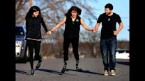 Photographer, Boston bombing victims find healing together