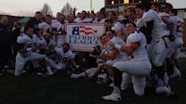 Lafayette Claims 2013 Patriot League Football Championship T
