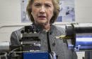 Hillary Clinton: 'We are totally unprepared' for the rise of artificial intelligence