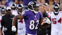 Can Torrey Smith catch on in Baltimore?