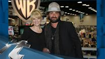 Television Latest News: 'Big Bang Theory's' Johnny Galecki on Suiting Up 'Star Wars'-Style at Comic-Con