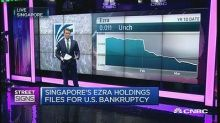 Analysts mull outcome as Singapore's Ezra holdings seeks shelter from creditors