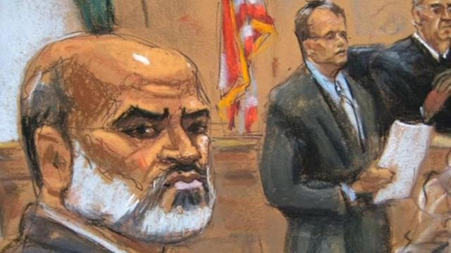 Bin Laden's son-in-law convicted of terrorism charges