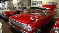 Classic car auction benefits military charities