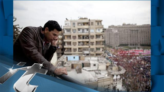 Arab Spring Breaking News: Rights Groups Decry Egypt Media Crackdown