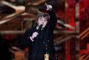 Singer Lewis Capaldi wins big at BRIT awards as rapper Dave calls UK PM racist