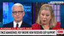 Watch Anderson Cooper Take Down Roy Moore's Spokeswoman In Wild Interview