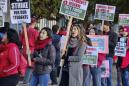 The Latest: Los Angeles teachers return to schools