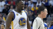 Draymond Green is not afraid of technical fouls: 'Next time I dunk, I'm gonna yell again'