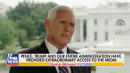 Mike Pence Defends White House Banning CNN Reporter From Press Event