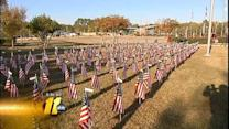 Fallen veterans receive honor