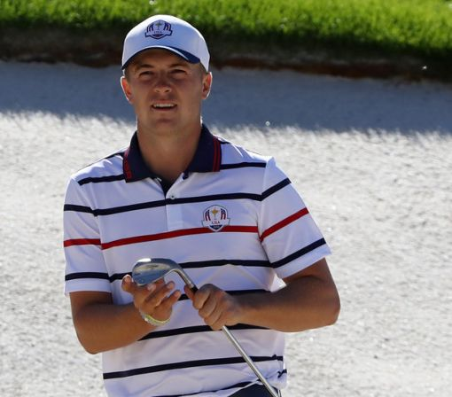 Jordan Spieth in New Role as U.S. Anchor at Ryder Cup